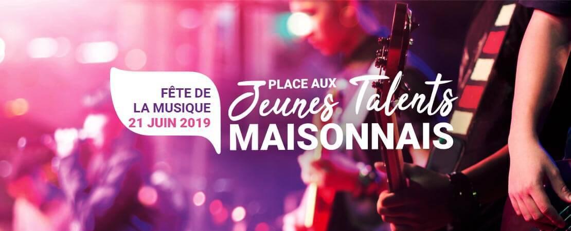 Fête de la Musique : place aux jeunes talents le 21 juin !