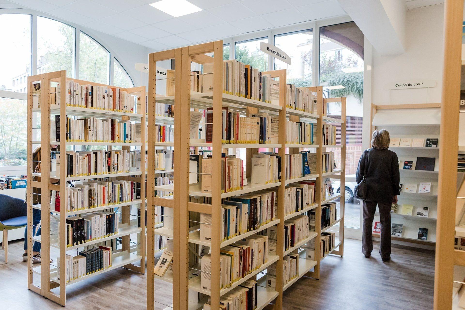 Médiathèque et bibliothèques