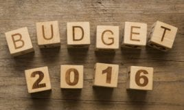 Le budget 2016