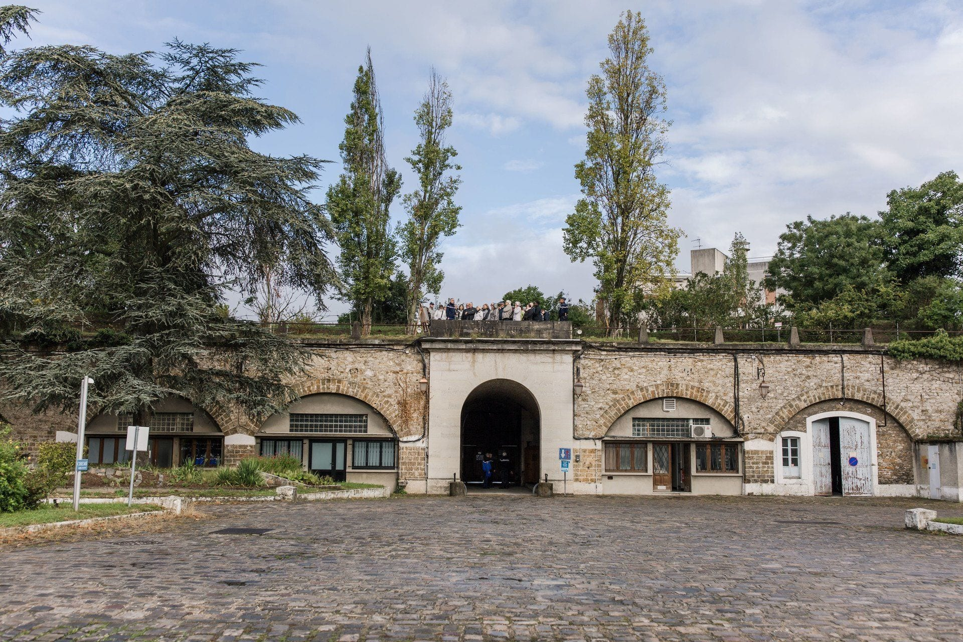 Le fort de charenton maisons alfort