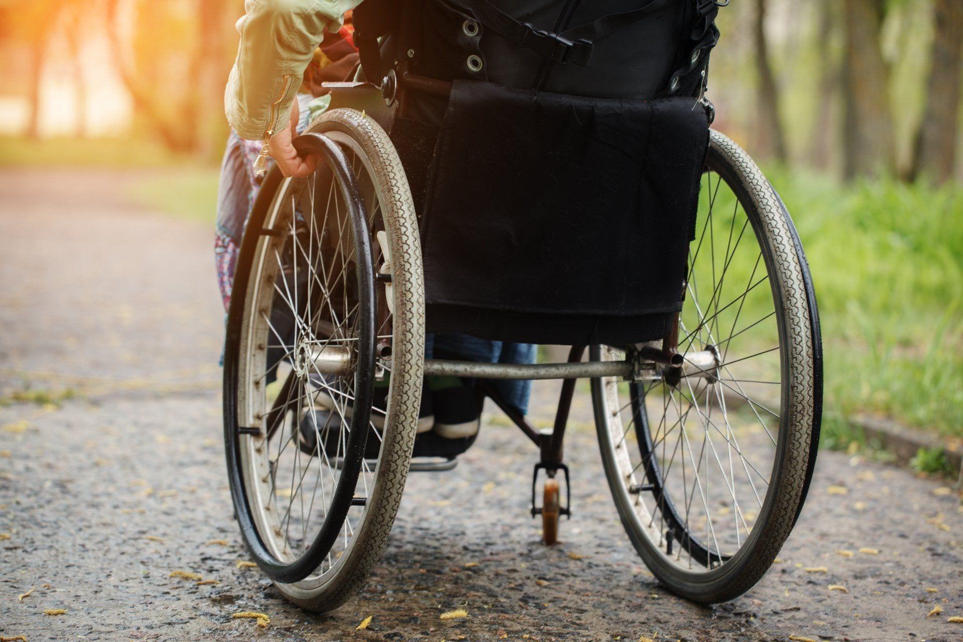Les aides aux personnes handicapées