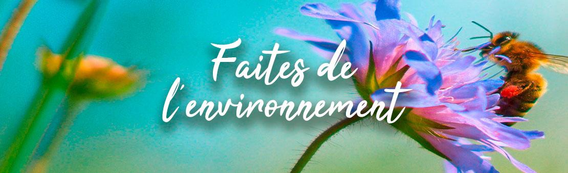 Faites de l'environnement le 18 septembre !
