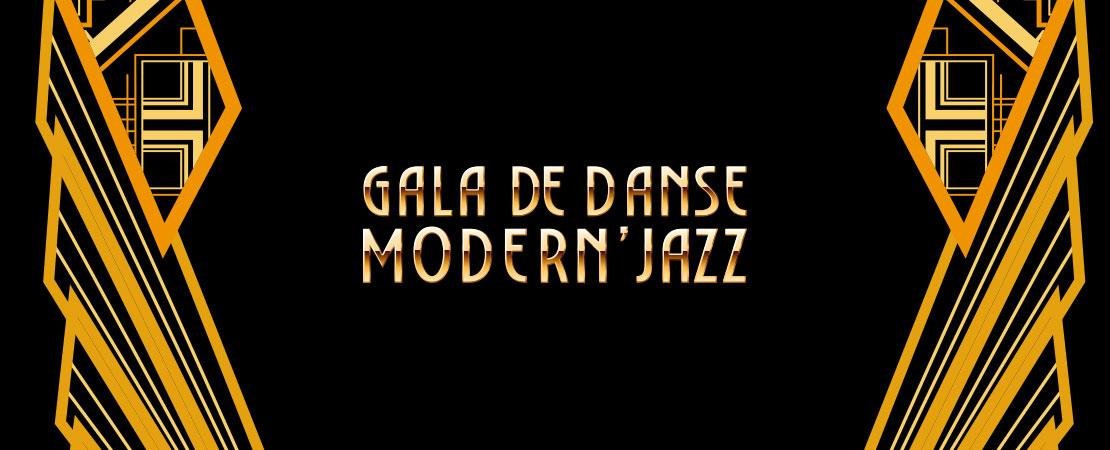 Gala de danse Modern'Jazz «Bienvenue»
