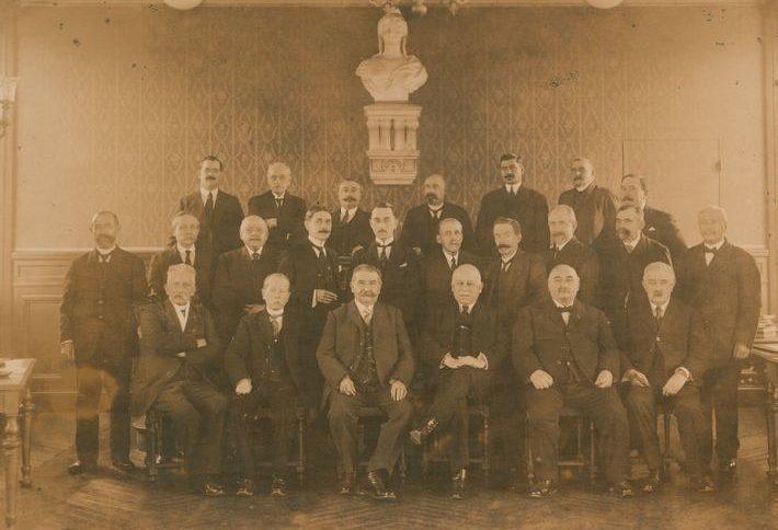 Le Conseil Municipal de 1919 à 1925