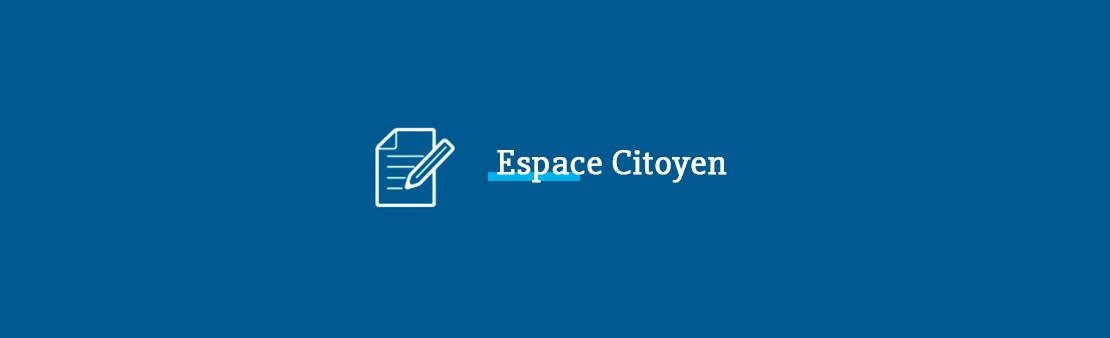 Mes démarches en ligne sur l'Espace Citoyen, mode d'emploi