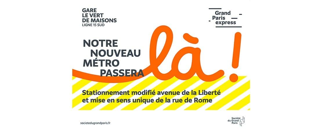 Grand Paris express : informations