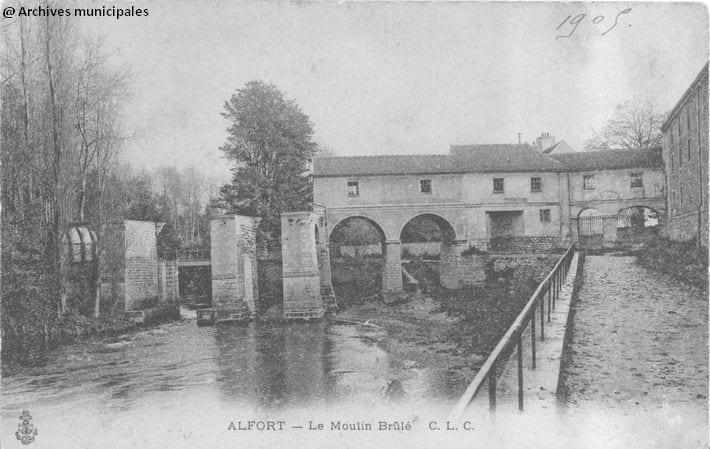 Ville Maisons Alfort Histoire