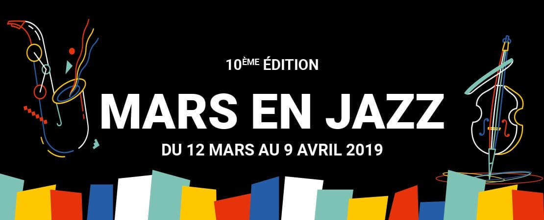 10ème édition de Mars en Jazz