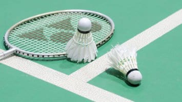 Tournoi National de Badminton