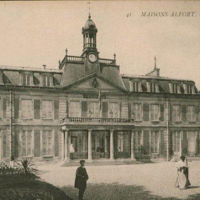 Maisons-Alfort d'un siècle à l'autre à Maisons-Alfort