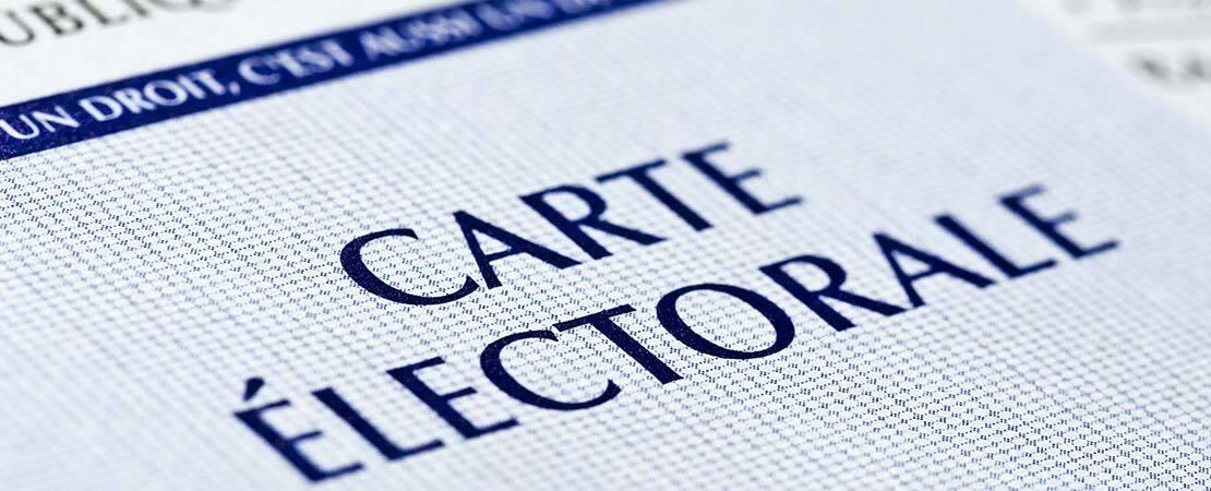 Élections : Attention, la liste des pièces d'identité acceptées a changé