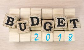 Le budget 2018