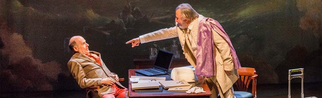 Théâtre : Le C.V. de Dieu