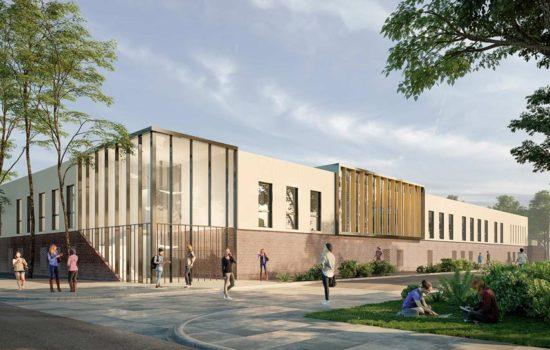 Le nouveau bâtiment Chauveau, dédié à la recherche de pointe, sera finalisé d'ici la fin de l'année 2019.