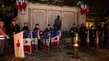 101ème anniversaire de l'Armistice du 11 Novembre 1918