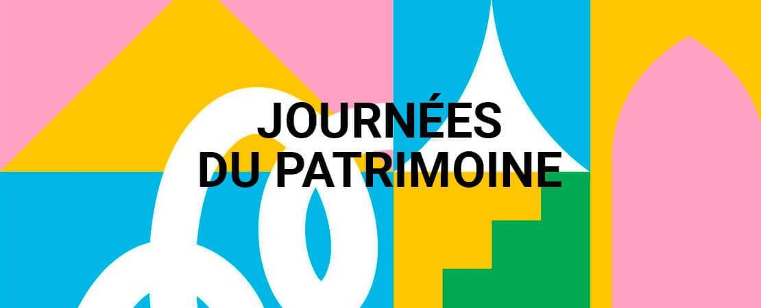 Journées du Patrimoine : découvrez le programme