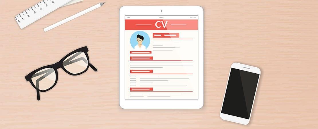 Trouver mon stage de 3ème : réaliser mon CV et ma lettre de motivation