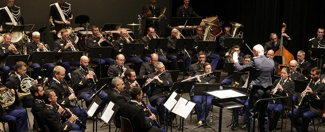 Rendez-vous : concert de la Musique de la Gendarmerie Mobile le 8 octobre