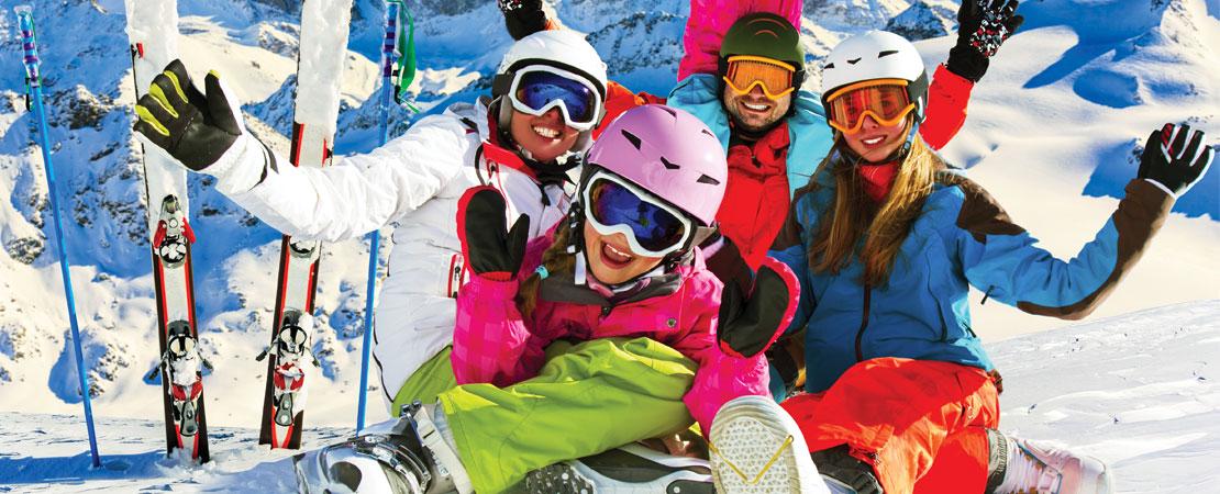 COMPLET – Séjours vacances d'hiver 2020