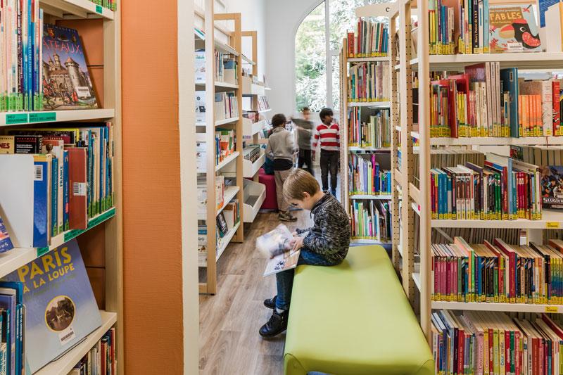 Bibliothèque du Centre