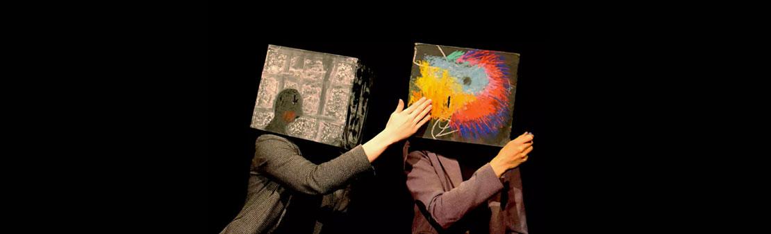 Théâtre gestuel / Jeune public : Les petites géométries