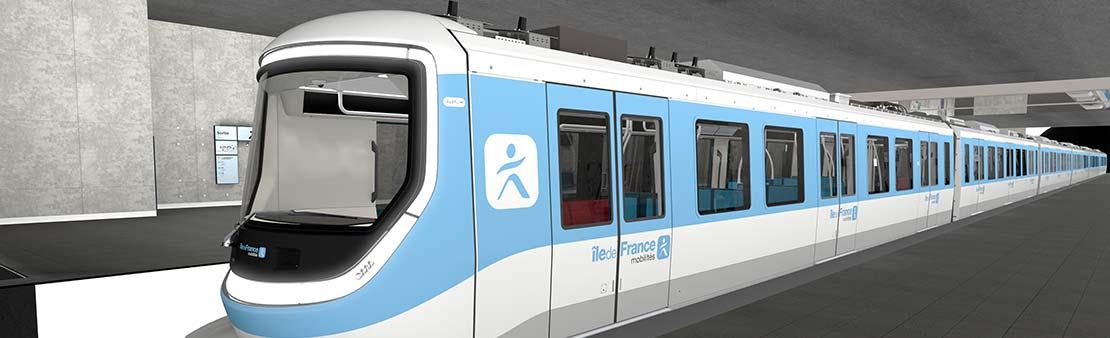 Transports : montez à bord des futurs RER D et métro de la ligne 15