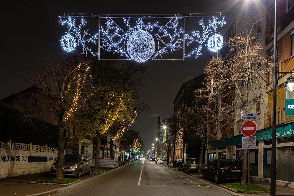 Illuminations de Noël 2020