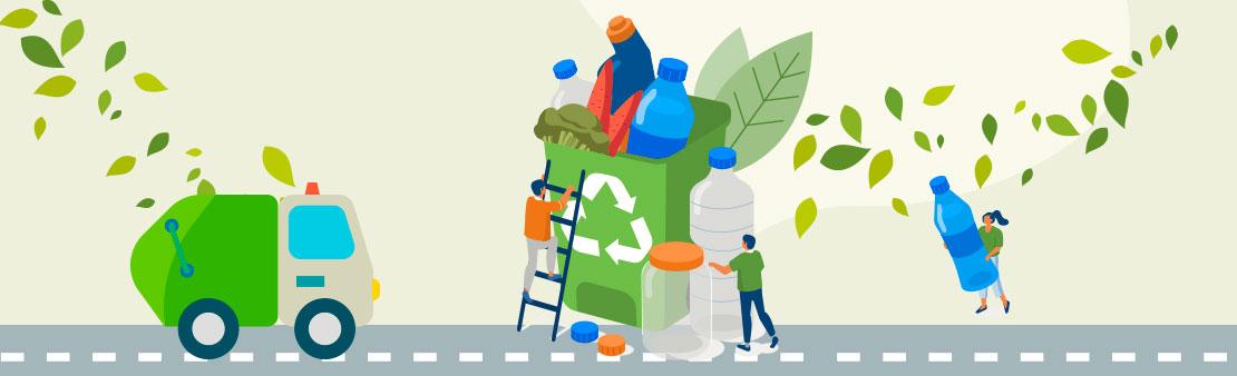 Dossier : trier ses déchets, un véritable cercle vertueux à la portée de tous