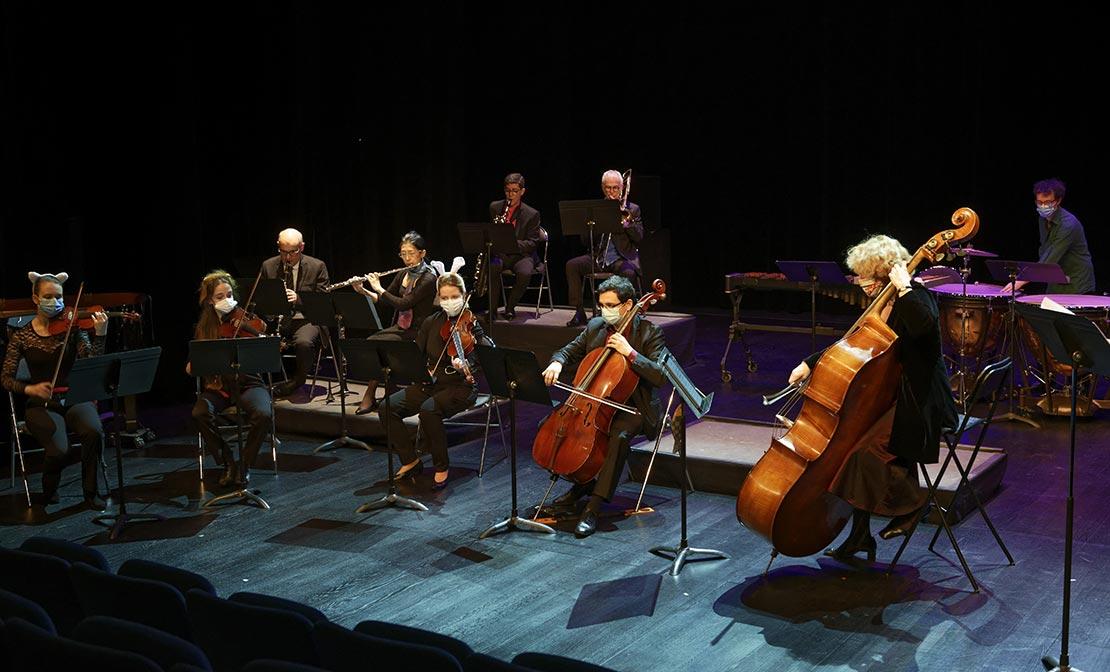 Concert 2021 des professeurs du Conservatoire