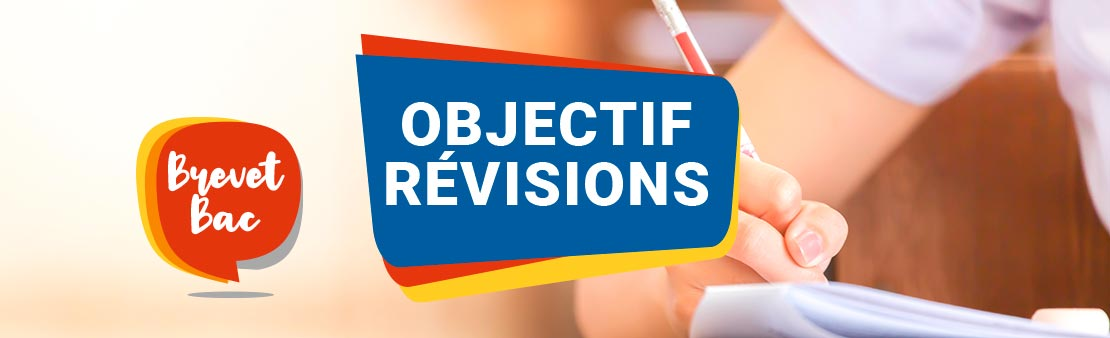 Objectif révisions