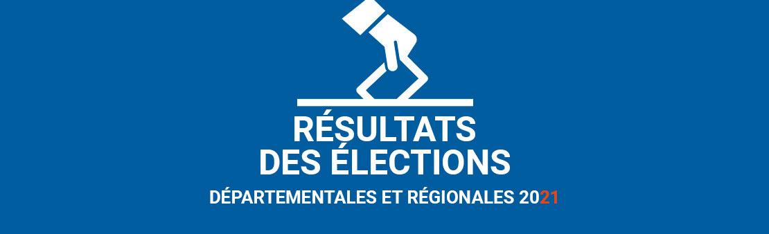 Résultats des élections départementales et régionales à Maisons-Alfort