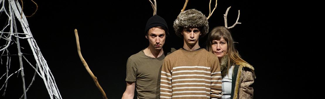 Théâtre / jeune public : Zone blanche